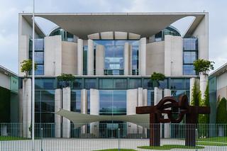 Cancelleria federale - Berlino