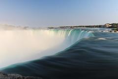 On the edge (look_at_em_Poe) Tags: canada ontario niagara falls usa waterfall water long exposure neutral density