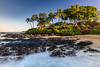 Lava Falls of Pa'ako Cove (PIERRE LECLERC PHOTO) Tags: paakocove secretcove weddingcove southmaui maui hawaii hawaiian lavarocks reef water sea waves longexposure palmtrees beach goldensand coconuttrees tropical idyllic seascape landscape nature travel hawaiiprints pierreleclercphotography canon5dsr lavafalls