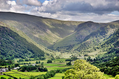 How Green Was My Valley (Dave Hilditch Photography) Tags: cumbria lake districtthe lakesborrowdaleeagle crag landscapes mountains hills nature