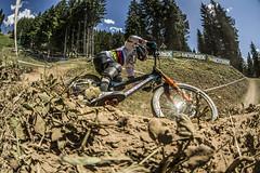 danny hart (phunkt.com™) Tags: uni mtb mountain bike world cup lenzerheide 2017 dh downhill down hill phunkt phunktcom keith valentine