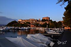 Capodimonte - Italy (Biagio ( Ricordi )) Tags: capodimonte lazio porto italy barche lago lake bolsena castello borgo medievale paesaggio viterbo