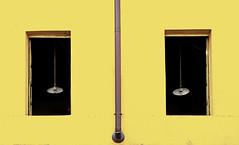 due di due (Rino Alessandrini) Tags: finestre due coppia urbano facciata casa abitazione doppio geometria ripetizione interno lampadario simmetria minimalista composizione astratto windows two couple urban facade home double geometry repetition interior chandelier symmetry minimalist composition abstract