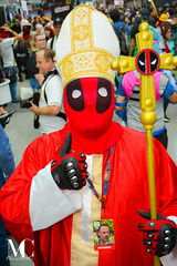 The Church of Deadpool (matthewcohen93) Tags: newyork nikon nyc cosplay comic comics nycc newyorkcomiccon portrait portraits nycc2017 2017 videogames comicbooks tv manga anime newyorkcomiccon2017 javitscenter javits events october2017 october newyorkcity deadpool speedlight flash nikonsb700 sb700 lightsphere