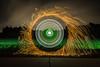 EMD #311 - A Little Breeze (2) (Electrical Movements in the Dark) Tags: art lightartperformancephotography electricalmovementsinthedark emd lightart lightartphotography lightpainting nightphotography longexposure