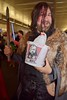 DSC_0063 (Randsom) Tags: newyorkcomiccon 2017 nyc convention october5 nycc comic book con costume newyorkcity october7 cosplay javits october6 hound gameofthrones hbo kfc warrior knife fur
