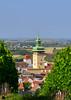 DSC_4074_Crop (WeZiHeu44) Tags: retz weinstadt weinviertel stadt weinbau historisch rathaus rathausturm weinrebe reben landschaft natur retzerland