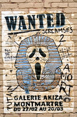 Wanted [Paris - 26 March 2016] (Doc. Ing.) Tags: 2016 paris france art streetart graffiti sign