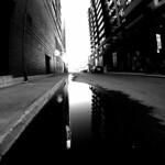 Young Street Reflections Montreal thumbnail