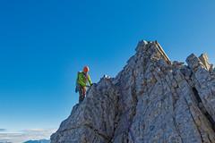 L'Arête à Marion - Aravis (Goodson73) Tags: aravis arete bonfils didier escalade goodson marion goodson73 montagne mountain nature dgoodson flickr