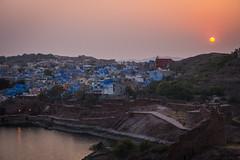 Rajasthan - Jodhpur - blue city- Mehrangharh Fort-6-2