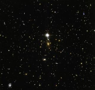 WHL J24.3324-8.477 Cluster of Galaxies