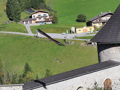 PA114339 (RiverboyChen) Tags: 國外旅遊 歐洲 奧地利 維爾芬 鷹堡 hohenwerfencastle