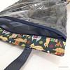 Necessaire Dupla com Visor (mfuxiqueira) Tags: necessaire lhama portamaquiagem bolsinha acessório acessóriofeminino costura
