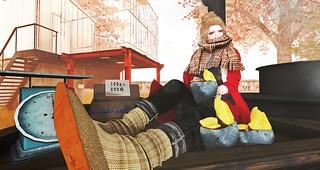 Autumn !! sweet potato xD