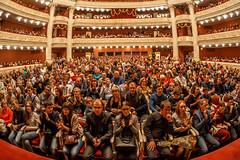 «Искры и канкан» в Театре оперы и балета