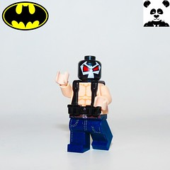 16 - Bane (Random_Panda) Tags: lego figs fig figures figure minifigs minifig minifigures minifigure purist purists character characters film films movie movies television tv comics superhero superheroes hero heroes super comic book books show shows dc villains toy batman superman wonder woman aquaman green lantern the flash rogues cartoon villain bane
