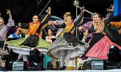 Fiestas del Pilar 2017 - Jotas en la Plaza Del Pilar (vivas12) Tags: nikon d3100 zaragoza españa saragosaa spain saragossa fiestasdelpilar2017 musica concierto music jota jotas baturro baturra tradición folklore baile