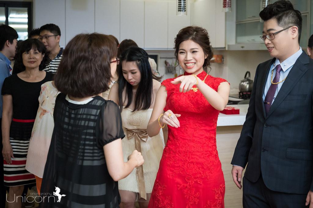 《婚攝一条》易鑫 & 甄蔚 / 訂婚結婚儀式