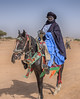 Touareg at the Bianou Festival (Hannes Rada) Tags: niger agadez bianou festival touareg horse