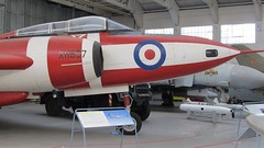 """Gloster Javelin FAW9 43 • <a style=""""font-size:0.8em;"""" href=""""http://www.flickr.com/photos/81723459@N04/37887043192/"""" target=""""_blank"""">View on Flickr</a>"""