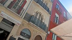 20171029_135317_HDR (uweschami) Tags: spanien espania malaga urlaub stadt alcazaba gibralfaro santaiglesia museopicasso plaza hafen mittelmeer