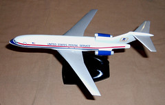United States Postal Service Boeing 727 (Sentinel28a1) Tags: uspostalservice usps usgovernment postoffice airmail boeing 727 cargo aircraft airliner