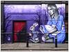 Alice In Wonderland (donbyatt) Tags: zabou streetart urbanwalls graffiti spraycans thebell whitechapel alice aliceinwonderland