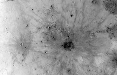 20171101 20-28 Kepler & Copernucus Rays (Roger Hutchinson) Tags: moon kepler copernicus rays craters astronomy astrophotography celestronedgehd11 asi174mm invert blackandwhite london