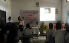 Sister Nivedita 150th Janma Jayanti at VKV Tezpur (Vivekananda Kendra) Tags: tezpur assam vkv vivekanandakendravidyalaya