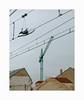 Terminus (hélène chantemerle) Tags: fils lignes caténaire grue maisons toits wires lines catenary crane houses roofs sky