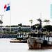 Mirador del Pacífico, Cinta Costera (Ciudad de Panamá / Panamá)