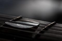 PlectrumElectrum (sdupimages) Tags: macromondays memberschoicemusicalinstruments macro musicalinstruments lowkey guitare guitar mediator plectrum