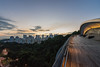 Henderson Waves, Singapore (terencesimm) Tags: longexposure tonal colours earth concaves bridge waves henderson sunset beautiful city wildlife scenery tokina nikon singapore mountfaber landscape nature wideangle