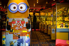 minions (pamelaadam) Tags: 2016 digital summer scarborough engerlandshire august holiday2016 people lurkation toy minions fotolog thebiggestgroup