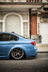 How low can you go? (The TFJJ) Tags: bmw m3 f80 london londonsupercars