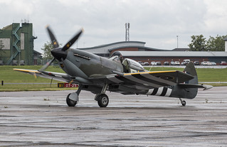 EGWU - Supermarine Spitfire LF Mk XVIe - Royal Air Force - TE311