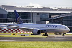 N78009   United Airlines   Boeing B777-224(ER)   CN 29479   Built 1999   DUB/EIDW 12/09/2017 (Mick Planespotter) Tags: aircraft airport dublinairport nik sharpenerpro3 b777 b772 2017 n78009 united airlines boeing b777224er 29479 1999 dub eidw 12092017