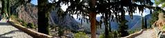 Delphi (ika_pol) Tags: unesco unescogreece worldheritage greece delphi antiquity ancient ancientgreece panorama ancientruins geotagged parnassusmountains