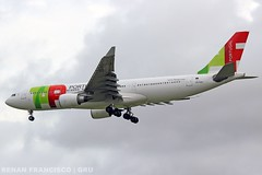 CS-TOO (renanfrancisco) Tags: tap tapportugal tapairlines tapairportugal tp cstoo staralliance airbus a330 airbusa330 a332 a330200 airbusa330200 aeroporto airport airlines aeropuerto gru gruairport sbgr guarulhosairport landing pouso spotting