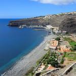 La Gomera (Spain's Canary Islands) - Playa de Santiago, a small village in the south thumbnail