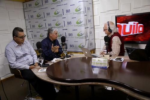 Entrevista en Radio Cappissima de Arica