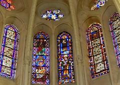 Orbais l'Abbaye (Marne) - Octobre 2017 (areims) Tags: église orbaislabbaye abbayesaintspierreetpaul marne abbaye eglise
