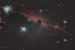 Horsehead Nebula IC434 (Themagster3) Tags: horsehead nebula nightsky astronomy astrophotography