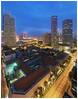 city light show (291017) (n._y_c) Tags: architecture light lightshow brasbasah mbs marinabaysands singapore omd olympus oly outdoor omdem5mk2 mz714f28pro urban urbanscape city cityscape building longexposure blue bluehour m43 microfourthird