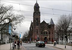 Роттердам, Голландия, Remonstrantse Kerk (zzuka) Tags: rotterdam netherlands роттердам голландия