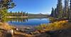 Dog Lake Panorama (James Matuszak) Tags: 2017 yosemite doglake yosemitenationalpark lake reflection water panorama landscape tuolumnemeadows