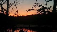 Sunset Sept 24th (granule19) Tags: sunset river park september