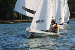 IMG_0547 (Foundry216) Tags: sailing sailor lake erie sail c420 water sports thisiscle cleveland