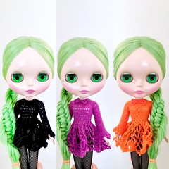New Dresses by Aveuch